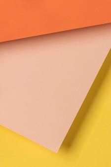 Kleurrijke kasten