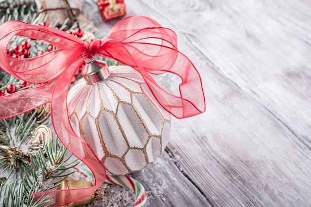 Kleurrijke kerstballen
