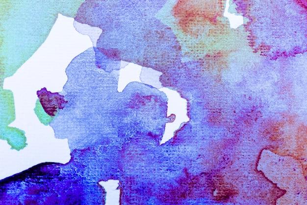 Kleurrijke kopie ruimte aquarel achtergrond