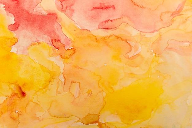 Kleurrijke lege kopie ruimte aquarel achtergrond