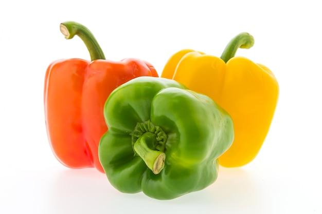 Kleurrijke paprika