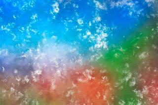Kleurrijke pastel textuur