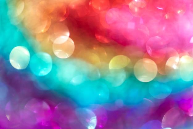 Kleurrijke regenboog glitter achtergrond