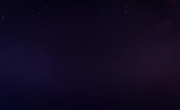 Kleurrijke ruimte die de melkweg van de heelalmelkweg toont