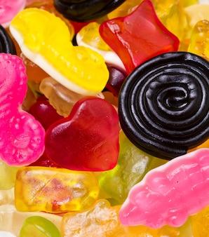 Kleurrijke snoepjes