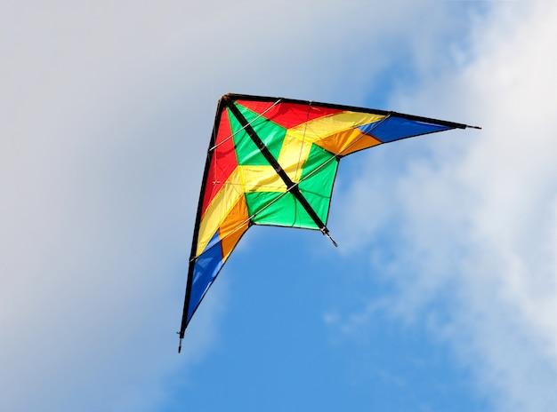 Kleurrijke vliegeren