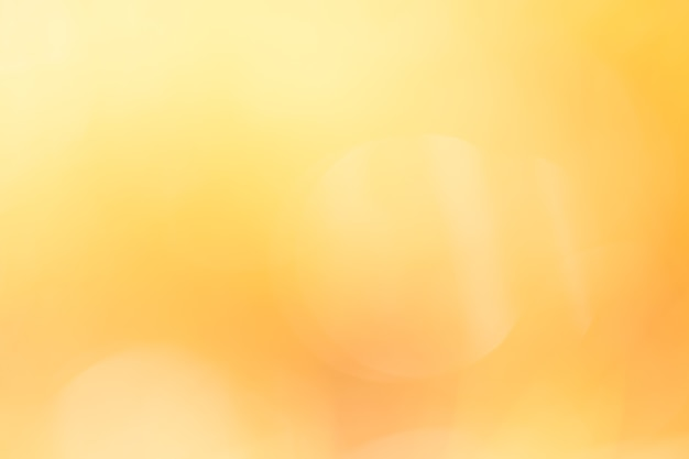 Kleurrijke wazig gele achtergrond