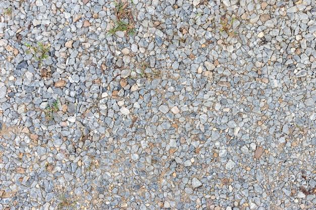 Kleurrijke zand of kiezelsteentextuur. naadloze textuur op de grond.