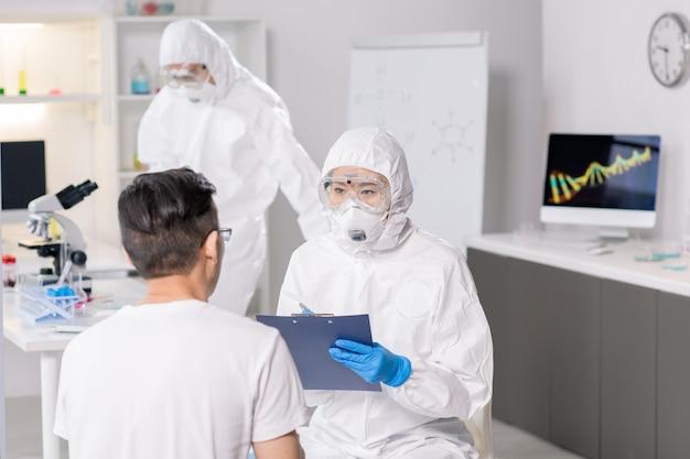 Klinisch onderzoek naar dodelijke infectie