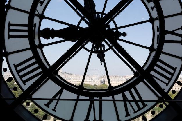 Klok in het musee d'orsay