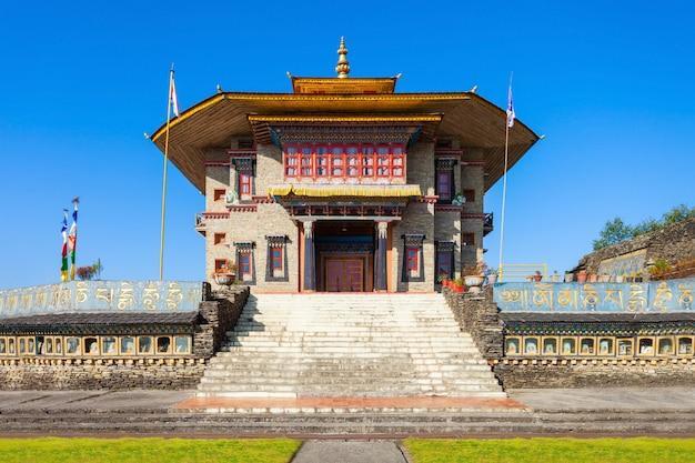 Klooster in ravangla