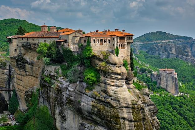 Kloosters van meteora, griekenland