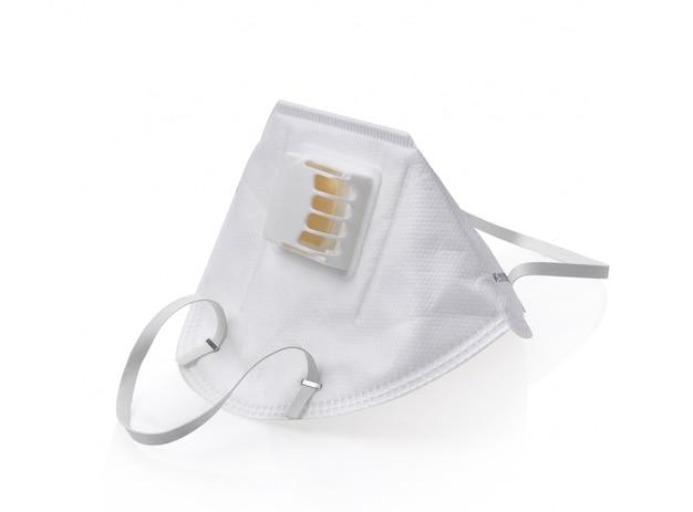 Kn95- of n95-masker voor bescherming pm 2.5 en coronavirus