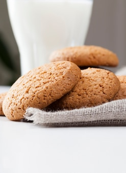Knapperige koekjes