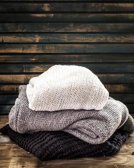 Knusse en zachte sweater in een mooi ornament