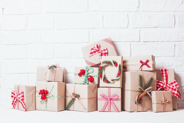 Knutseldozen voor kerst