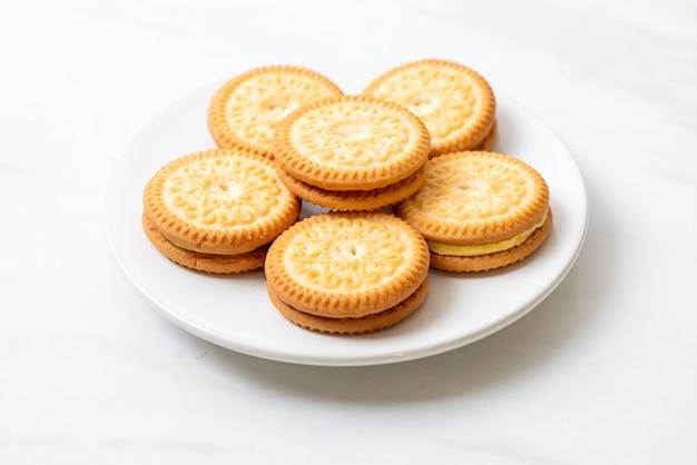 Koekjes met botercrème