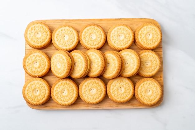 Koekjes met boterroom