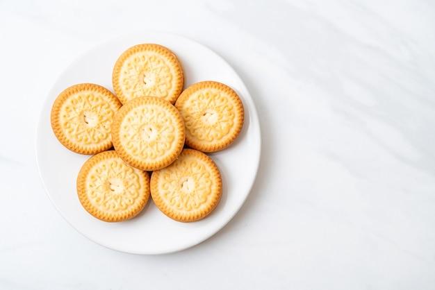 Koekjes met roomboter vanille