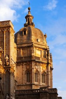 Koepel van de kathedraal van toledo