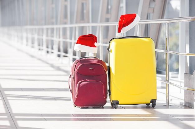 Koffers kerstmis