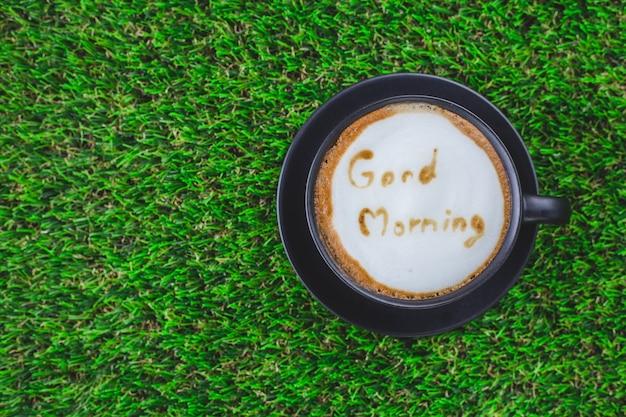 Koffie goede moring