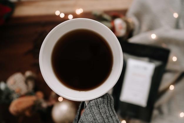 Koffie kerstmis