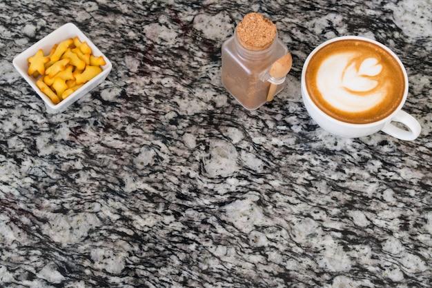 Koffie latte art