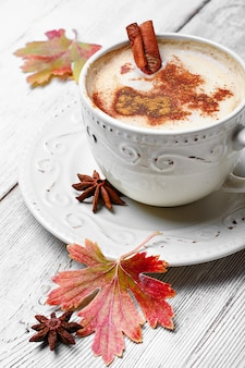 Koffie met kruiden
