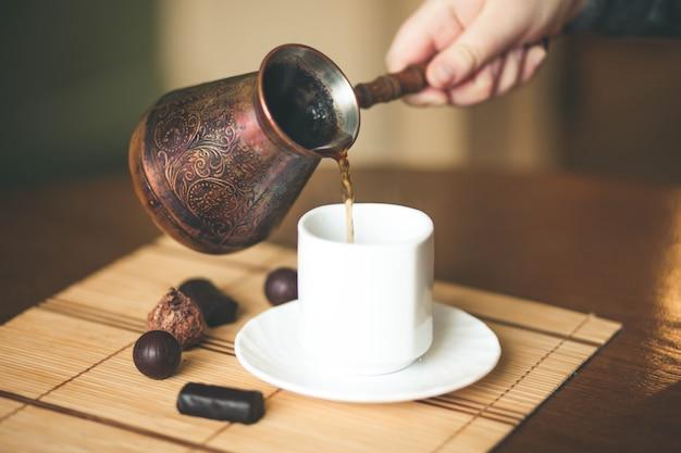 Koffie turk