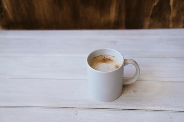 Koffie voor ontbijt