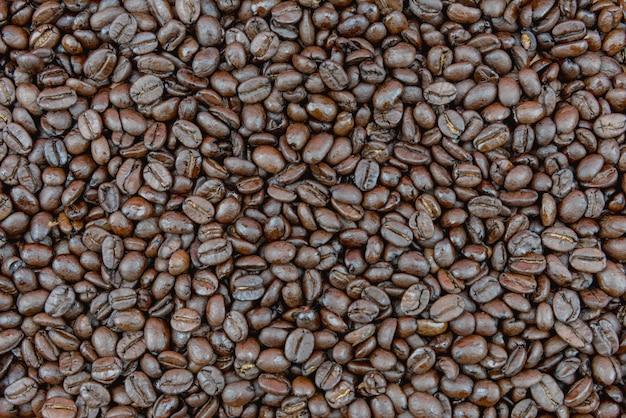 Koffiebonen achtergrond
