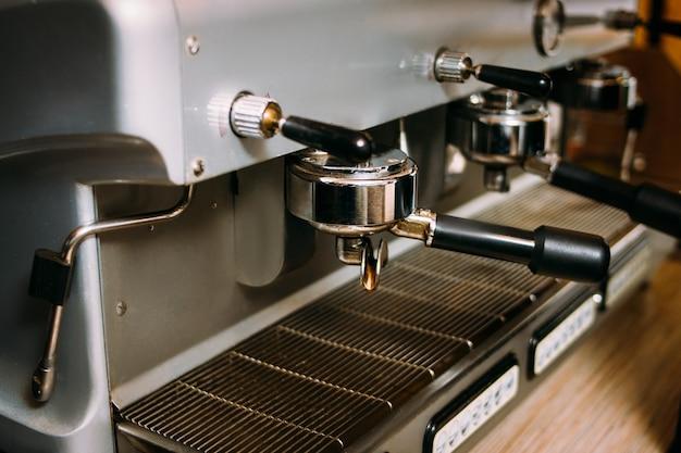 Koffiemachine restaurant bar apparatuur brouwer