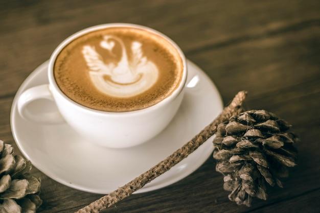 Koffiepauze in de dag