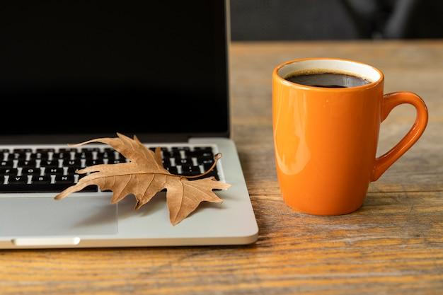 Koffiepauze in een kantoor