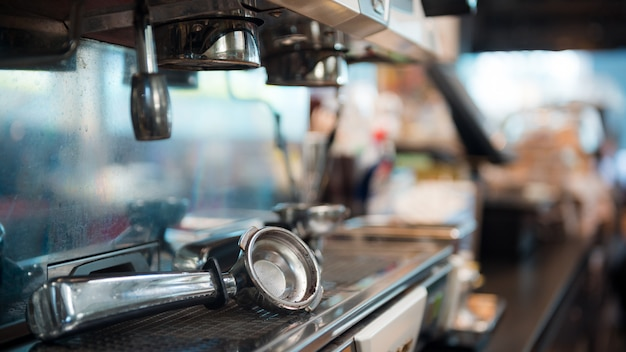 Koffiesabotage op koffiezetapparaat