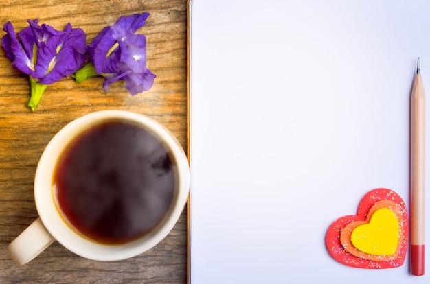 Koffietijd in de ochtend
