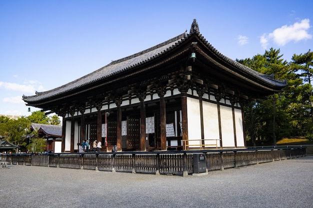 Kofukuji-tempel nara, unesco-werelderfgoedtempel in nara park