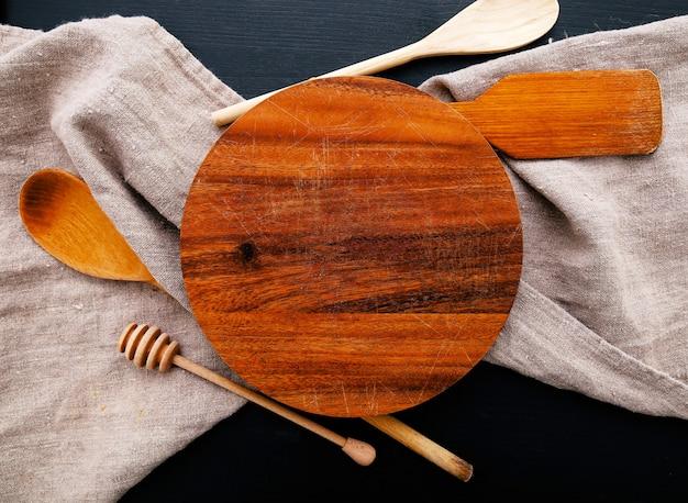 Koken apparatuur op aanrecht