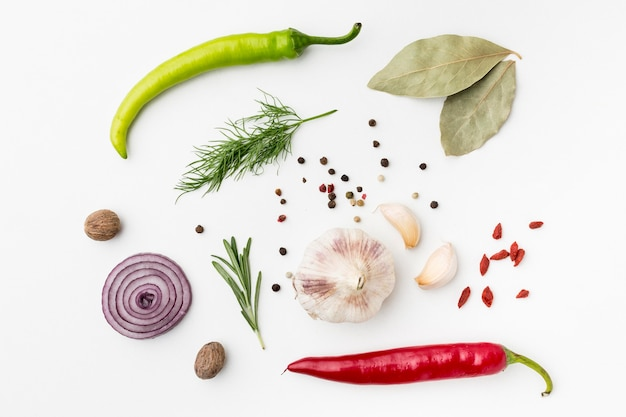 Koken ingrediënten