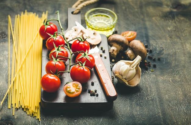 Koken voedselproces