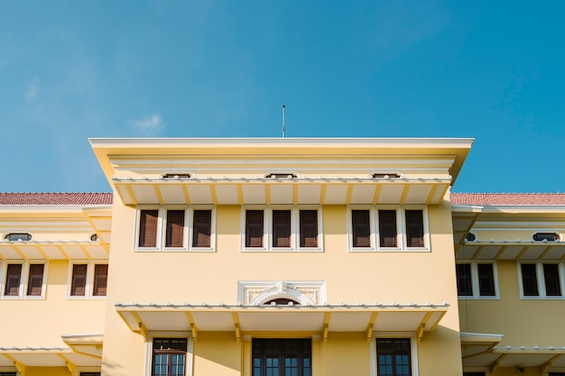 Koloniale stijl bouwen