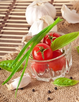 Kom verse cherrytomaatjes