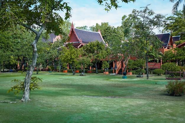 Koning rama ii herdenkingspark.
