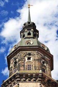 Koninklijk paleis, residenzschloss in dresden, saksen, duitsland