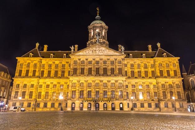 Koninklijk paleis van amsterdam