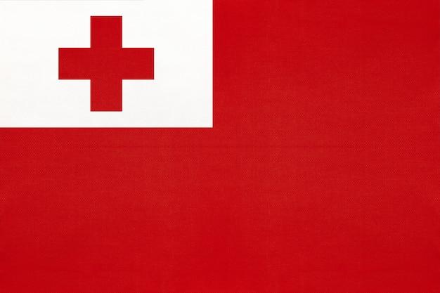 Koninkrijk tonga nationale vlag