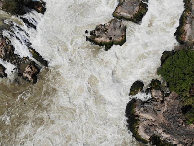 Konpapeng-waterval in pakse laos