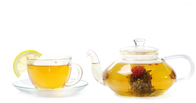 Kop thee op wit