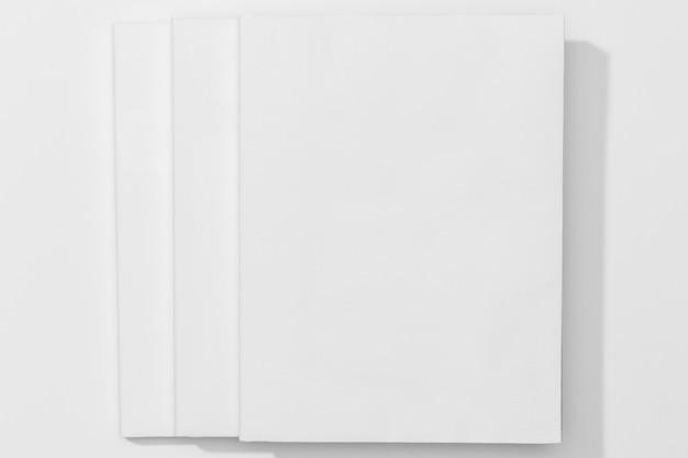 Kopieer ruimte pagina's van boek